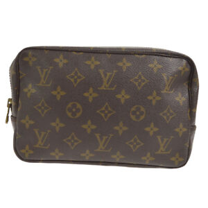 LOUIS VUITTON TROUSSE TOILETTE 23 COSMETIC POUCH BAG M47524 dc 40527