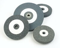 Mannesmann 1 x Grinding Wheel <> 125 x 16 x 12.7mm <> Fine Sharpening <> GS TUV