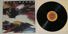 DAVE MASON (TRAFFIC)-VERY BEST OF-ABC BLUE THUMB RECORDS BA-6032-LP
