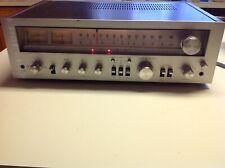 Lafayette LR-5555A vintage AM/FM Stereo Receiver. Works!