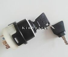 New JCB Spare Parts Key Starting Switch 701/80184 701/45500