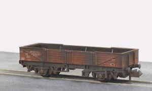 Peco NR-7EW N Gauge Ferry Tube Wagon BR Bauxite Weathered