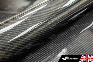 3M GLOSS CARBON FIBRE Wrapping Vinyl (500 x 500mm) | MONSTERWRAPS