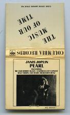 Original Janis Joplin Pearl Promotional 1971 Unused Matchbook - complete!