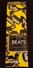 Redken CITY BEATS hair color yellow cab