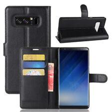 CoverKingz Samsung Galaxy Note 8 Flipcase Handy-Hülle Schutz-Tasche SCHWARZ