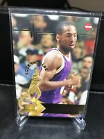 1997 Collectors Edge Gold Foil Kobe Bryant Los Angeles Lakers Basketball Card