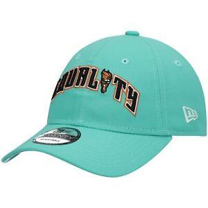 New York Liberty New Era Rebel Edition 9TWENTY Adjustable Hat - Mint Green