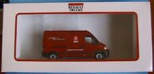 FOURGON RENAULT TRUCK NEW MASTER TOLE ROUGE NOREV 1/43 RVI RED ROSSO ROT