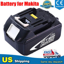 18V 3.0Ah Replacement Battery for Makita Lithium-Ion BL1830 BL1815 BL1840 Tools