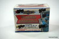 1992 Topps Traded Baseball Card Set- Factory Sealed