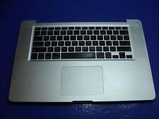 "Macbook Pro A1286 MC723LL/A Early 2011 15"" Top Case Keyboard Trackpad 661-5854"
