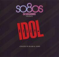 Billy Idol Curated By Blank & Jones CD So80s (Soeighties) Presents Billy