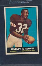 1961 Topps #071 Jimmy Brown Browns EX 61T71-82316-1