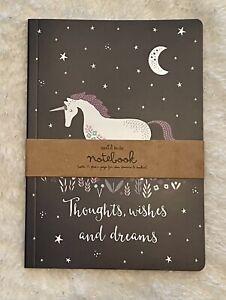Sass & Belle Unicorn Notebook BN