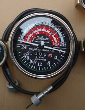 Massey Ferguson Tachometer with Cable fits MF35,MF50,MF65,MF135,MF150 Tractor