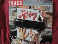 "THE TUBES ""SHREDOMATIC"" T.R.A.S.H. VINYL LP 1981 A & M RECORDS SP-4870, STEREO"