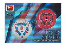 Topps liga Chrome 15/16 239 torfabrik 2011/2012