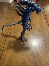 "NECA Aliens Xenomorph Warrior Blue Action Figure 2013 7"" Alien AUTHENTIC Mint"