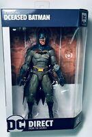 DC Direct Essentials #27 Essentially DCeased BATMAN 7in Figure IN STOCK