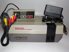 Refurbished Nintendo Entertainment System Console Bundles with New NES 72 Pin