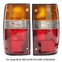 Pour Toyota Hilux Pick-Up Mk3 LN Rn YN 2 4wd Feux Arrières Paire Feu Arrière