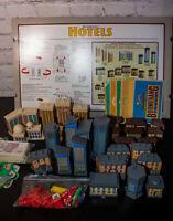Vintage 1987 Milton Bradley's Hotels Missing 1 piece