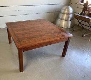 Danish Mid Century Rosewood Coffee Table 1960s