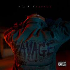 Tank - Savage [New CD] Explicit