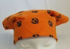 Sikh punjabi Turbante patka pathka Khanda Bandana Testa Wrap Arancione Colore Singh