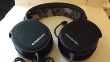 Steelseries Arctis 3 Wired 7.1 Surround Sound For PC Gaming Headphone Black