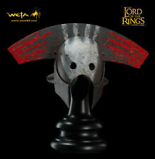 Sideshow/Weta LOTR Uruk-Hai  General's Helm Helmet Lord of the rings LE 500