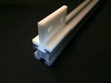 Profilgleiter für Aluprofil 20x20 Nut 6 T-Form - NEU