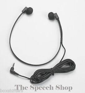 Spectra SP PC Stereo Transcription Headset 3.5mm Jack **BNIB**