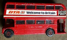 Vintage Corgi Double Decker Bus London Transport