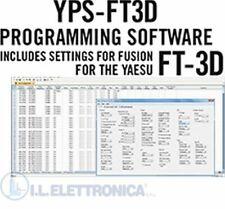 YPS-FT3D-U SOFTWARE PER YAESU FT-3D 700017