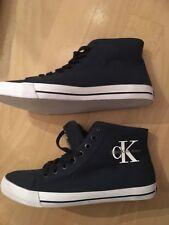 NEU*Calvin Klein Herren *LUXUS* Sneaker 100% Original Gr:42 Farbe: Blau