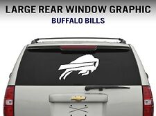 "Buffalo Bills Window Decal Graphic Sticker Car Truck SUV - Large 22"" Wide"