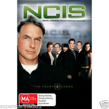 NCIS Series : Season 4 : NEW DVD