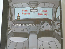 SAM PAYNE - HARD DRIVING (2006 UK CD Album, NEW & SEALED)
