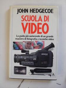 HEDGECODE SCUOLA DI VIDEO ILLUSTRATI MONDADORI 1995