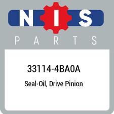 33114-4BA0A Nissan Seal-oil, drive pinion 331144BA0A, New Genuine OEM Part