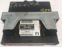 2011 Toyota Tacoma 2.7L M/T ECM ECU Engine Control Module   89661-04F00
