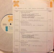 Radio Show: 12/12/86 DIONNE WARWICK PROFILE 6 INTERVIEWS w/DIONNE AND 13 TUNES