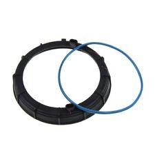 2PCS Fuel Pump Locking Seal Cover&O Ring For Peugeot 307 206 207 Sega Citroen
