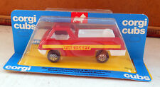 CORGI CUBS R5010 AUTOMODELLINO TRUCK FIRE CHIEF 1:43 DIE-CAST E PLASTICA BOX