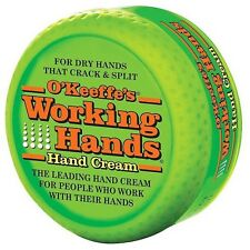 O'Keeffe's Working Hands  hand  Cream Cracked Split Skin Non-Greasy O Keefes TUB