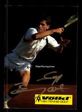 Sepp Baumgartner Autogrammkarte Original Signiert Tennis + A 167048