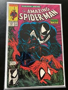 Amazing Spiderman 316 *HOT KEY* First Cover Appearance of Venom Beautiful Book!!