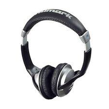 Numark - HF 125 DJ Headphones Black / Silver